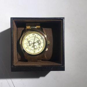 Michael Kors MK8077 Men's Watch (No battery)